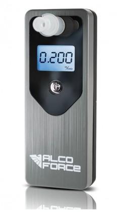 Alkohol testery,transmitre, kabeláž Alkohol tester AlcoForce Optima