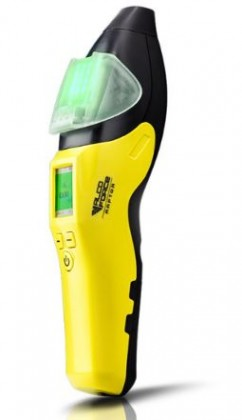 Alkohol testery,transmitre, kabeláž Alkohol tester AlcoForce Raptor AT7000