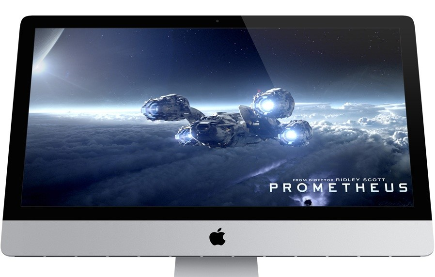 """All-in-One  Apple iMac 21.5"""""""
