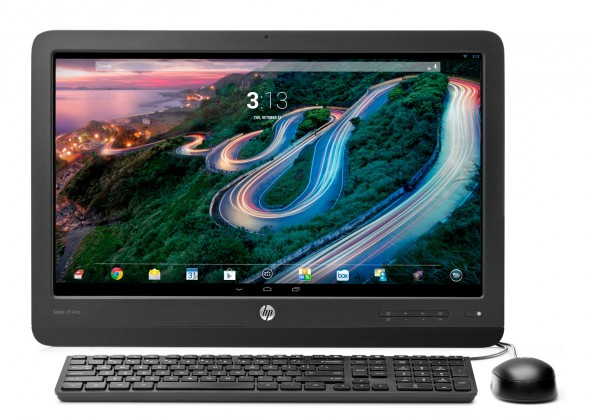 All-in-One HP Slate 21, G0W16AA