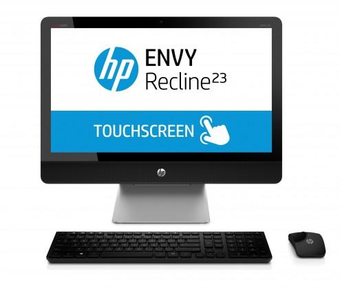 All-in-One  HP TouchSmart Envy Recline 23-k081ec (F6D98EA)