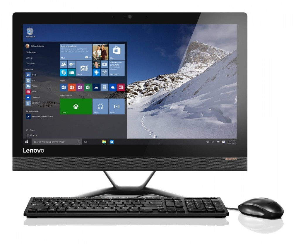 All-in-One Lenovo IC 300 F0BY005LCK