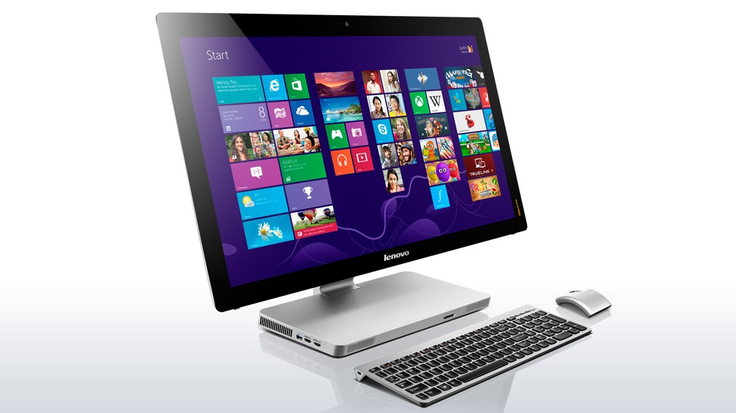 All-in-One  Lenovo IdeaCenter AIO A530 23T''/i5-4200/8+1T/4G/DVD/HD/B/TV/W8