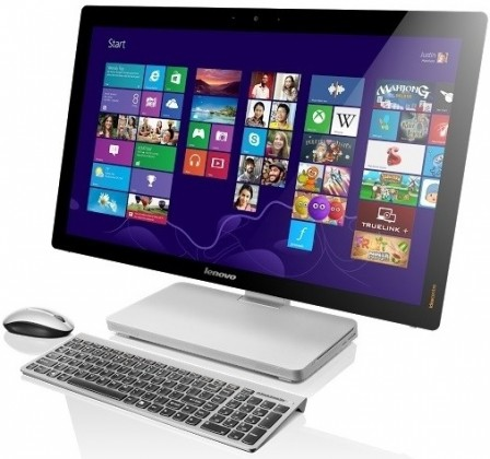All-in-One  Lenovo IdeaCentre A730 Touch (57317406)