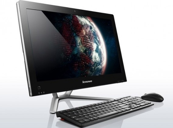 All-in-One  Lenovo IdeaCentre C440 Touch (57315746)
