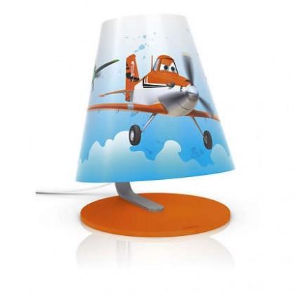 Aloha - Lampička LED, 18,7cm (oranžová)
