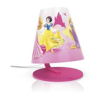 Aloha - Lampička LED, 18,7cm (růžová)