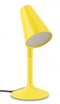 Aloha - Lampička LED, 20cm (žlutá)