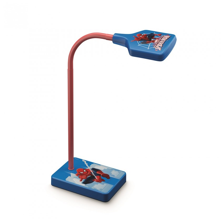 Aloha - Lampička LED, 23,45cm (modrá)