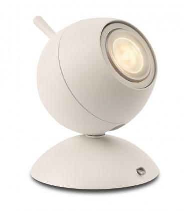 Aloha - Lampička LED, 9,4cm (biela)