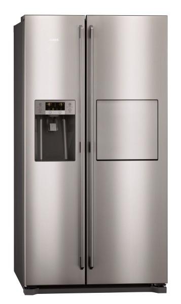 Americká chladnička AEG S86090XVX1