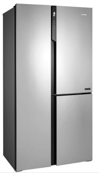 Americká chladnička Americká chladnička Concept LA7791ss,A+