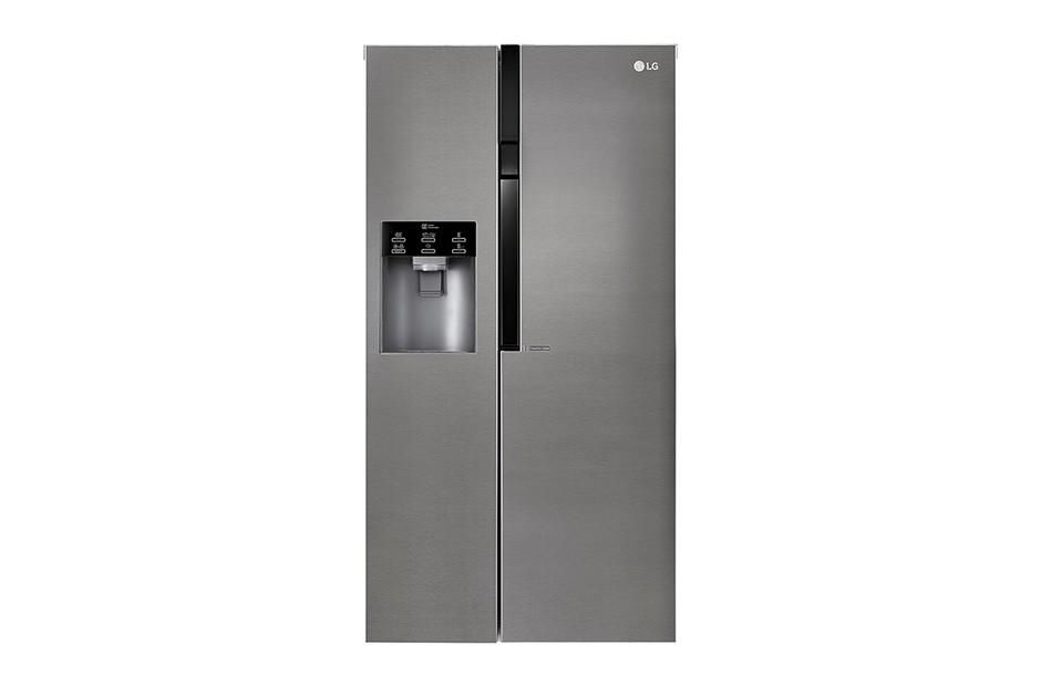 Americká chladnička Americká chladnička LG GSL360ICEV, A+