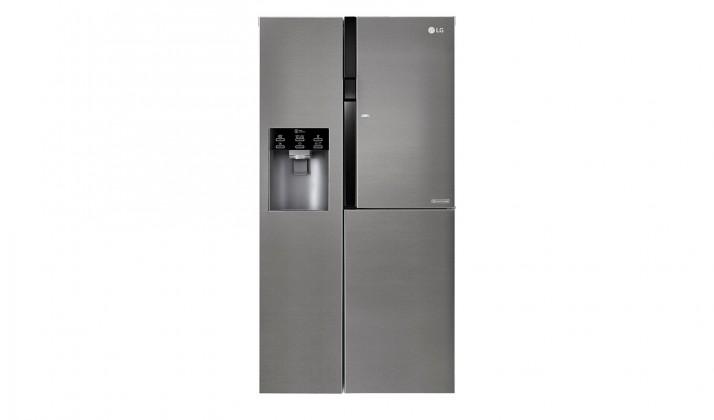 Americká chladnička Americká chladnička s technológiou Door in Door LG GSJ361DIDV