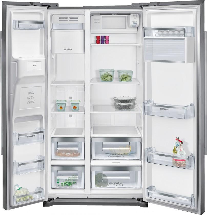 Americká chladnička Americká chladnička Siemens KA90DVI30