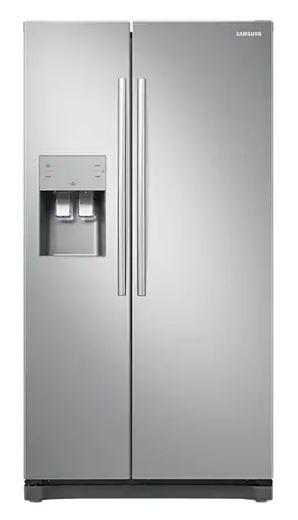 Americká chladnička Americká lednice Samsung RS50N3413SA, A+