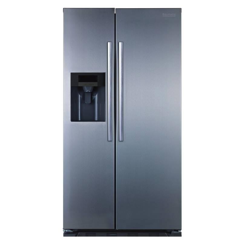 Americká chladnička  Baumatic B25SE