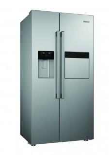 Americká chladnička BEKO GN 162420 X