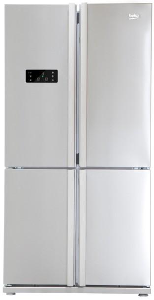 Americká chladnička Beko GNE 114631 X