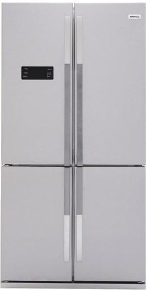 Americká chladnička  Beko GNE114612FX