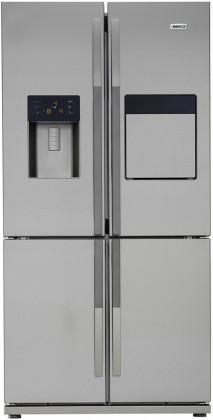 Americká chladnička  Beko GNE134630X