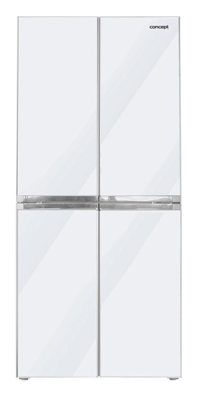 Americká chladnička CONCEPT LA8080wh
