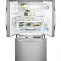 Americká chladnička ELECTROLUX EN6086JOX POUŽITÉ, NEOPOTREBOVANÝ