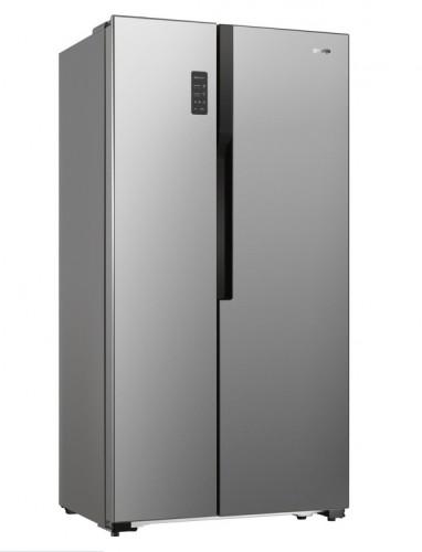 Americká chladnička Gorenje NRS9181MX,A+