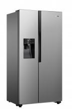 Americká chladnička Gorenje NRS9182VX,A++ + darček TV Hisense 32A5100F