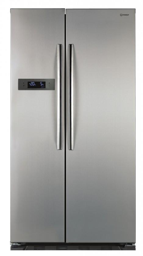 Americká chladnička Indesit  SBSAAA 530 S D (EU)