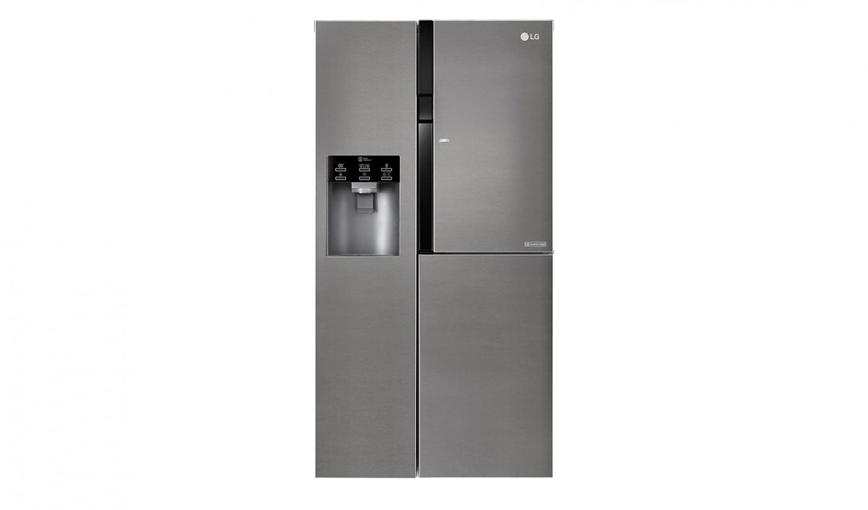 Americká chladnička LG GSJ361DIDV