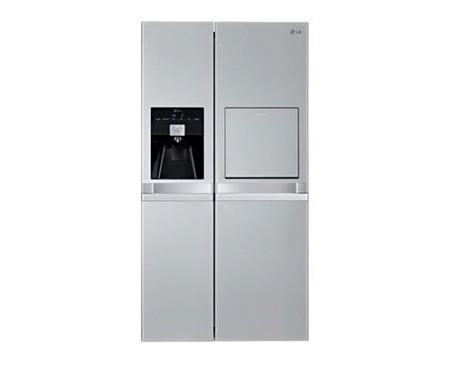 Americká chladnička  LG GSP 545 NSQZ