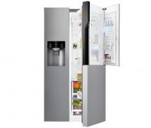 Americká chladnička s technológiou Door in Door LG GSJ361DIDV POU
