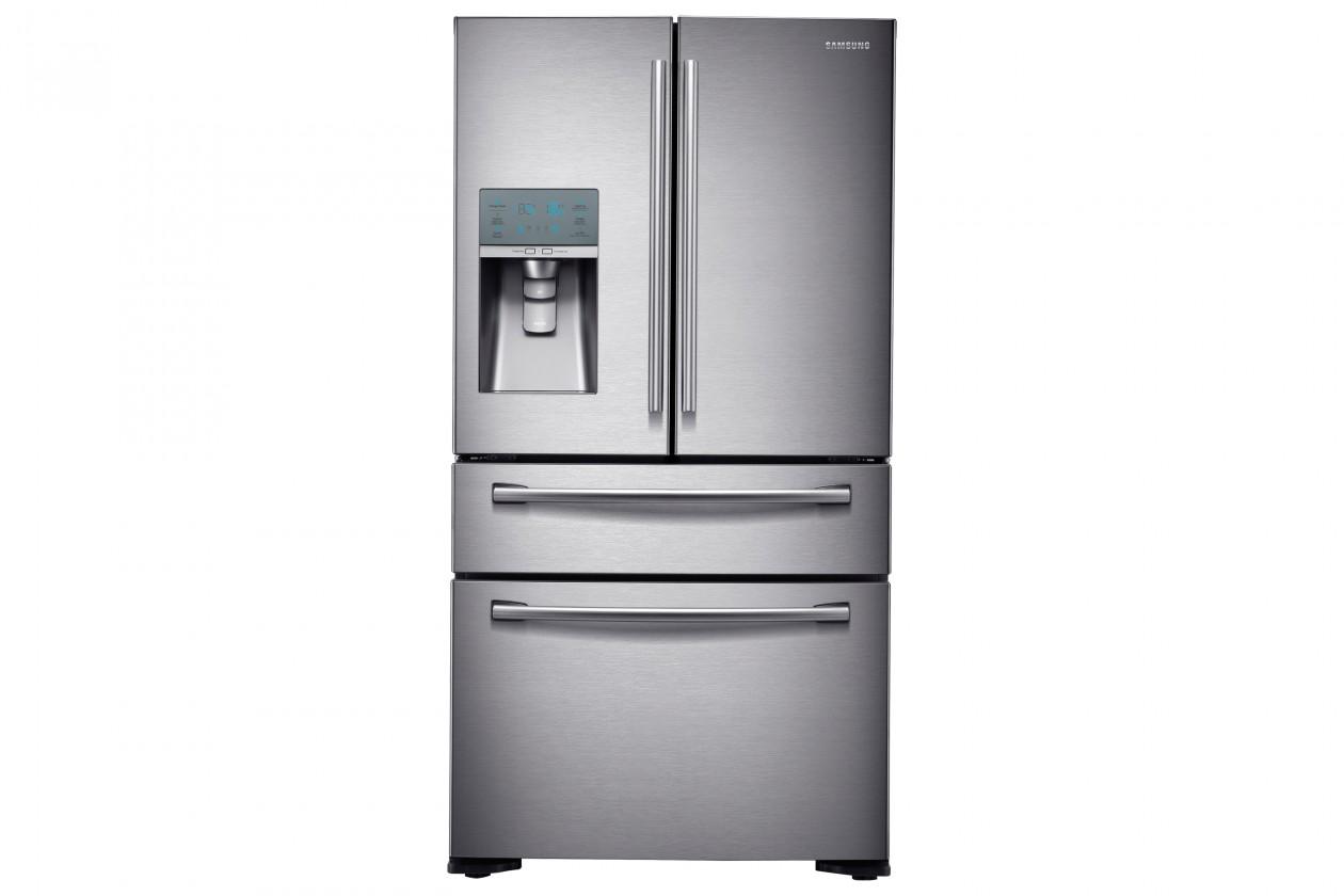 Americká chladnička Samsung RF 24FSEDBSR