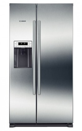 Americké chladničky s výrobníkom ľadu Americká chladnička Bosch KAD 90VI30