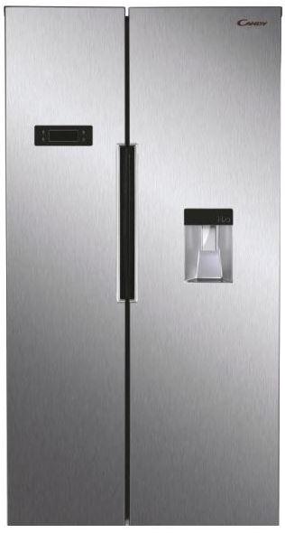 Americké chladničky s výrobníkom ľadu Americká chladnička Candy CHSBSO6174XWD
