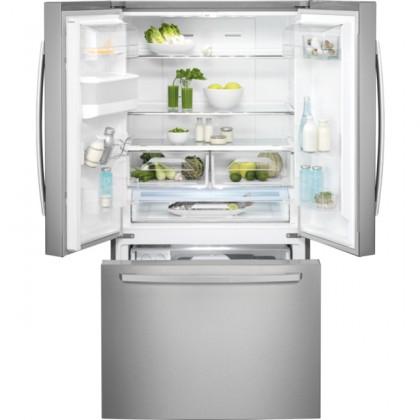 Americké chladničky s výrobníkom ľadu Americká chladnička ELECTROLUX EN6086JOX
