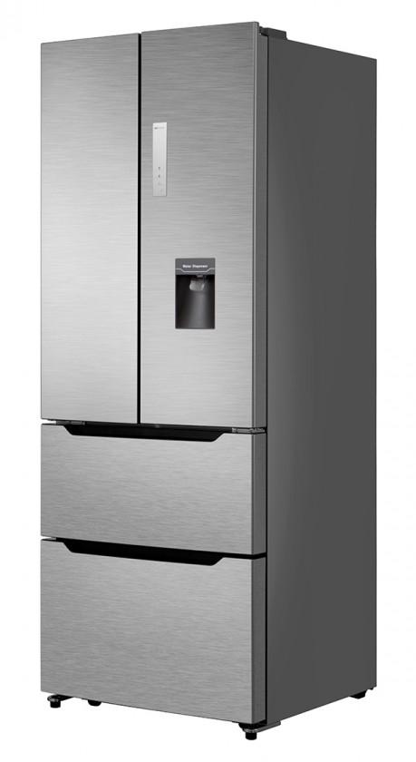 Americké chladničky s výrobníkom ľadu Americká chladnička Hisense RF528N4WC1