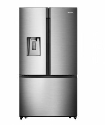 Americké chladničky s výrobníkom ľadu Americká chladnička Hisense RF702N4IS1