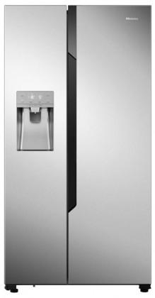 Americké chladničky s výrobníkom ľadu Americká chladnička Hisense RS694N4TC2