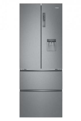 Americké chladničky s výrobníkom ľadu Volně stojaci kombinovaná chladnička Haier B3FE742CMJW