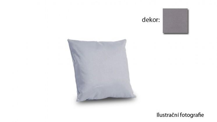 Amora - vankúš 40x40cm (hero-alu)