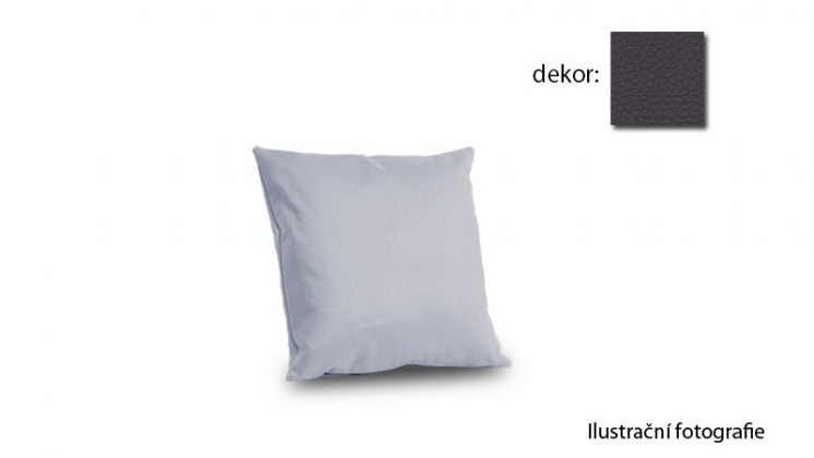 Amora - vankúš 40x40cm (prime-black)