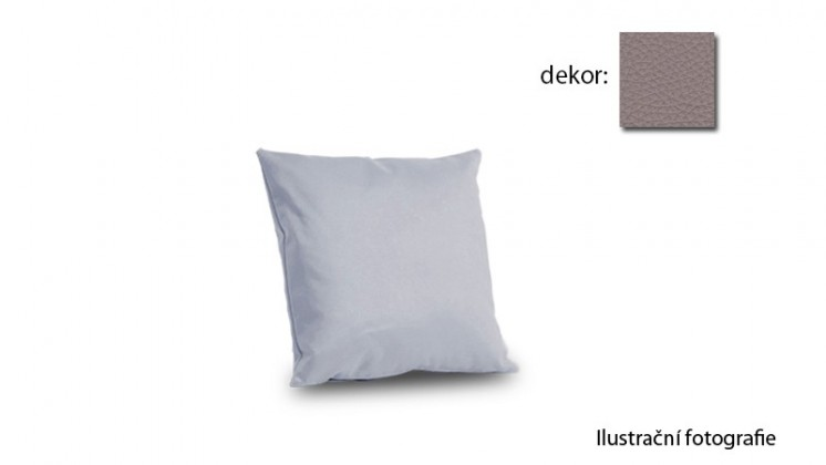 Amora - vankúš 40x40cm (prime-stone)