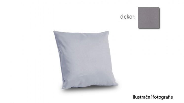 Amora - vankúš 50x50cm (hero-alu)