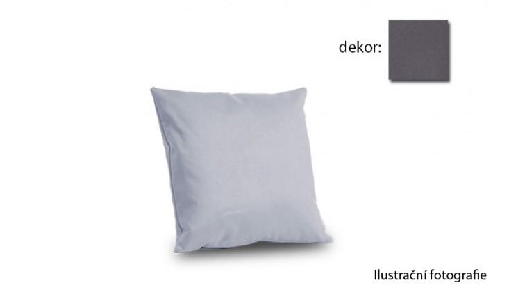 Amora - vankúš 50x50cm (hero-grau)