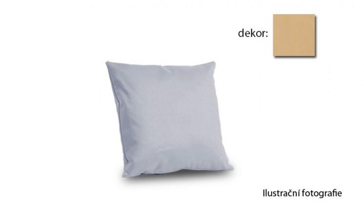 Amora - vankúš 50x50cm (hero-sand)