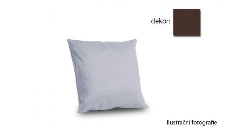 Amora - vankúš 50x50cm (hero-schoko)
