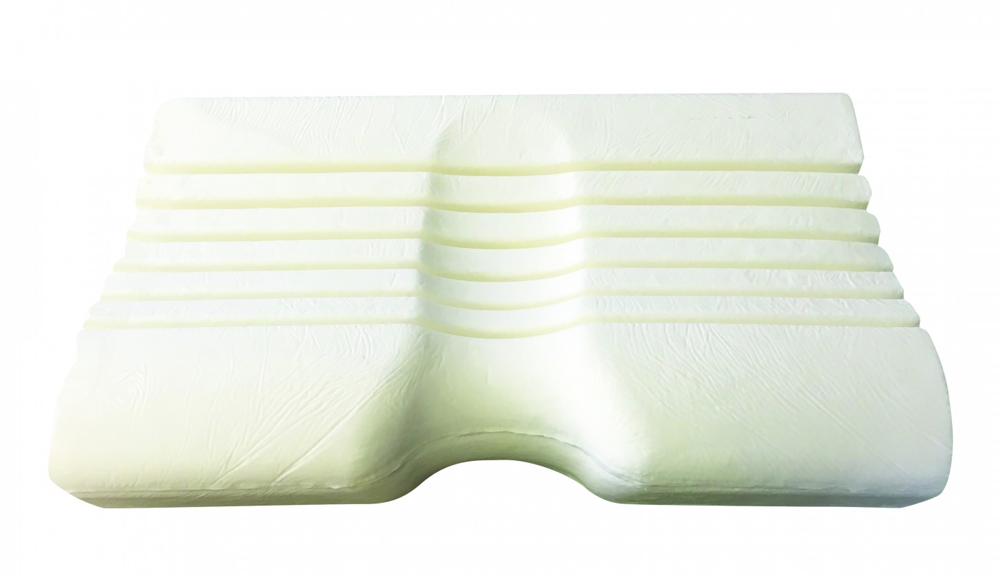 Anatomický vankúš Van - ortopedický vankúš, Visco lenivá pena, 53x33x11