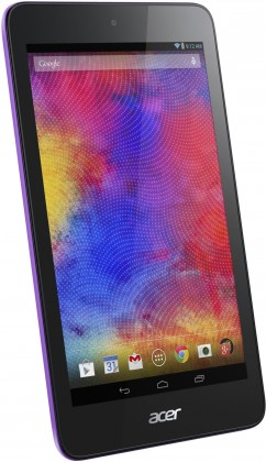 Android Acer Iconia One 7 16GB Black/Purple (NT.L8HEE.003)